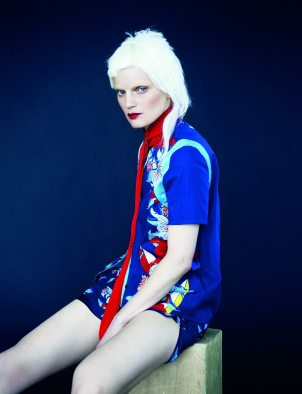 Guinevere Van Seenus by Erik Madigan Heck (Portrait Of A Lady - Muse #37 Spring 2014) 12
