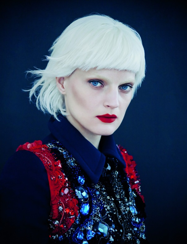Guinevere Van Seenus by Erik Madigan Heck (Portrait Of A Lady - Muse #37 Spring 2014) 4