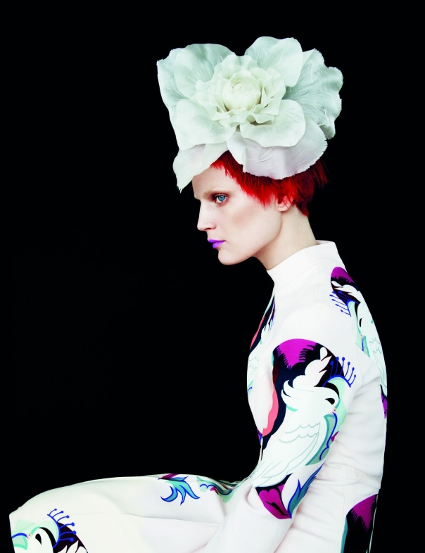 Guinevere Van Seenus by Erik Madigan Heck (Portrait Of A Lady - Muse #37 Spring 2014) 5