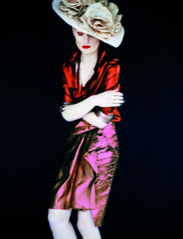 Guinevere Van Seenus by Erik Madigan Heck (Portrait Of A Lady - Muse #37 Spring 2014)