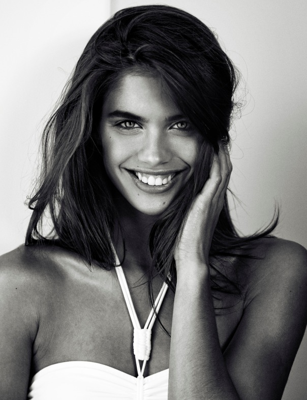 Sara Sampaio photographed for CR Fashion Book